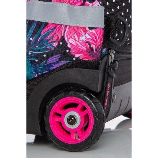 Раница на колела STARR - Blossoms