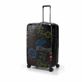 Куфар за път Reisenthel L - Stamps