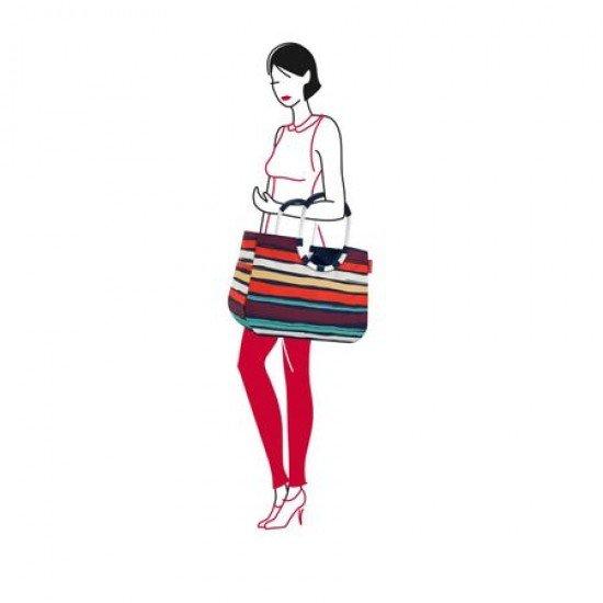 Чанта за пазаруване Reisenthel Loopshopper L - Red