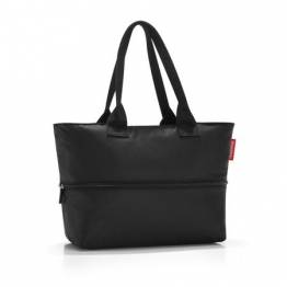 Разгъваема чанта за пазаруване Reisenthel Райе - Черна