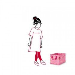 Детски органайзер Reisenthel - Тъмно розов