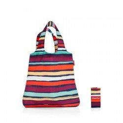 Чанта за пазаруване Mini maxi Reisenthel  Райе - Многоцветна
