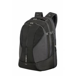 4MATION Раница за лаптоп 16 инча с разширение - Black