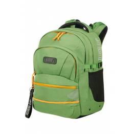 TURN UP Раница за лаптоп 15.6 инча - Leaf Green/Garden Куфари и чанти