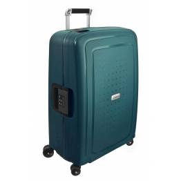 Куфар S'Cure Dlx 69 см - зелен металик