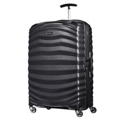 Куфар Lite-Shock 55 см - черен