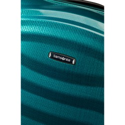 Куфар Lite-Shock 55 см - петролено син