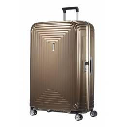 Куфар Neopulse 81 см - кафяв металик