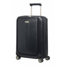 Kуфар с разширение Prodigy 55 см - черен