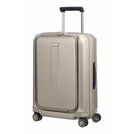 Kуфар с разширение Prodigy 55 см - бежов