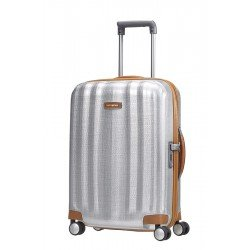 Куфар Lite-Cube DLX 55 см - цвят алуминий