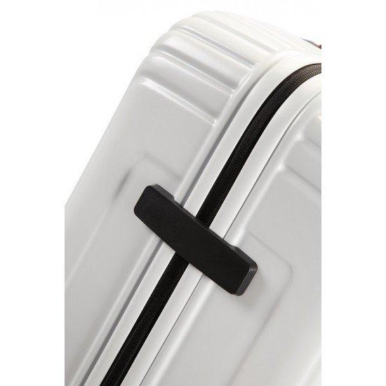 Куфар Neopulse 75 см - бял металик