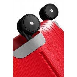Куфар S'Cure 55 см - червен