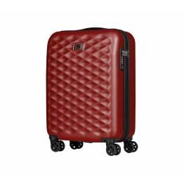 Куфар Wenger Lumen Hardside Luggage 55см - Carry On, червен