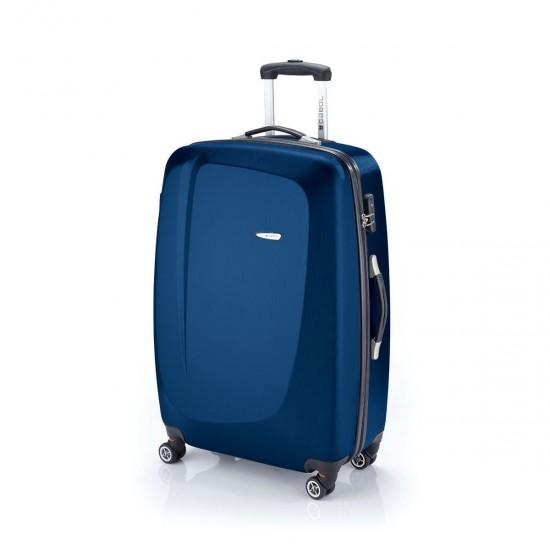 ABS куфар 68 см. син – Line