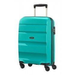 American Tourister куфар Bon Air 55 см - дълбок тюркоаз