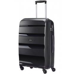 American Tourister куфар Bon Air 66 см - черен