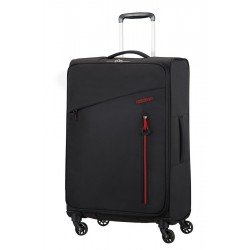 American Tourister Куфар Litewing 70 см - черен