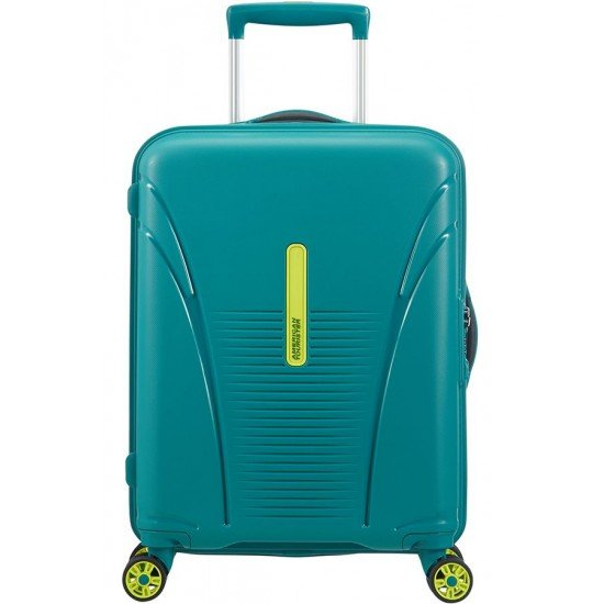 American Tourister куфар Skytracer 68 см - пролетно зелен