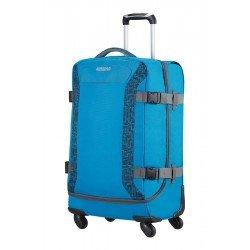 American Tourister куфар/сак Road Quest 67см - светло син
