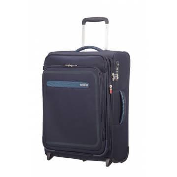 American Tourister Куфар Airbeat 55 см - тъмно син