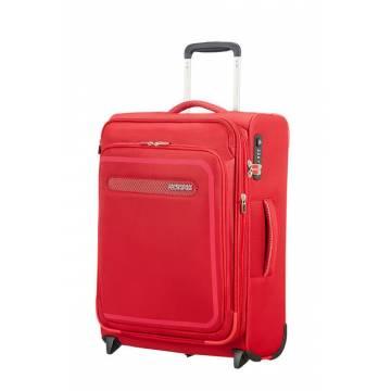 American Tourister Куфар Airbeat 55 см - червен