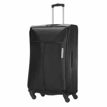American Tourister куфар Toulouse 2.0 77 см - черен