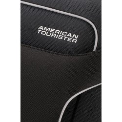 American Tourister Куфар Holiday Heat 55 см - черен
