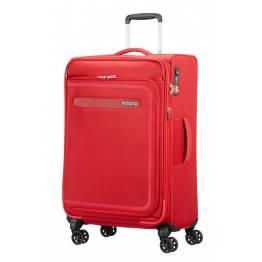 American Tourister куфар Airbeat 68 см - червен