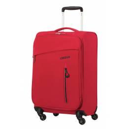 American Tourister Куфар Litewing 35 см широчина - червен