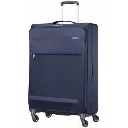 American Tourister куфар Herolite 74 см - тъмно син 26G.41.106