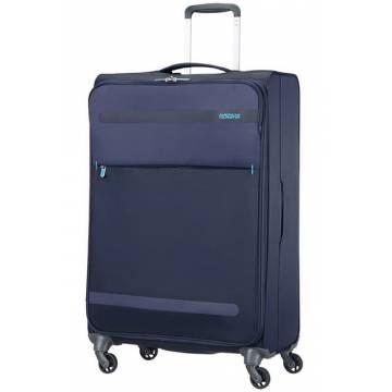 American Tourister куфар Herolite 74 см - тъмно син 26G.01.006