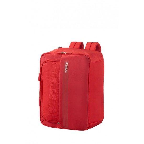 American Tourister Бордна чанта Summer Voyager - червена