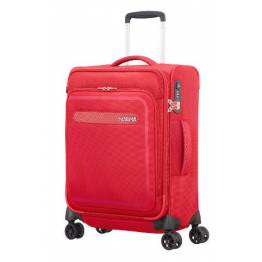 American Tourister Куфар Airbeat 55 см. - червен
