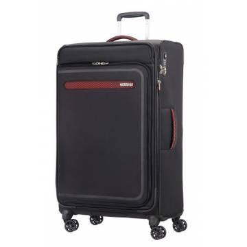 American Tourister куфар Airbeat 80 см - черен
