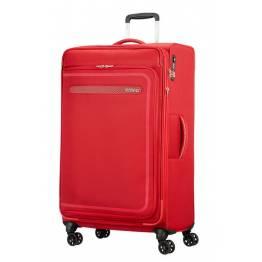 American Tourister куфар Airbeat 80 см - червен