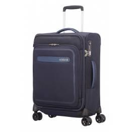 American Tourister Куфар Airbeat 55 см. - тъмно син