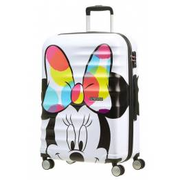 American Tourister куфар Wavebreaker Minnie Close - Up 67 см