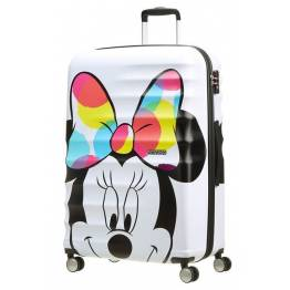 American Tourister куфар Wavebreaker Minnie Close-Up 77 см