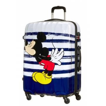 American Tourister куфар Disney Legends 75 см - Mickey Kiss