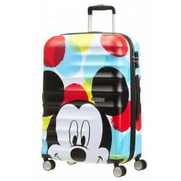 American Tourister куфар Wavebreaker Mickey 67 см