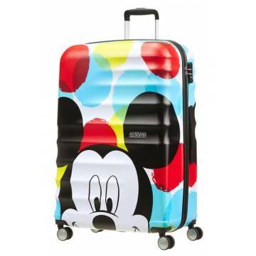 American Tourister куфар Wavebreaker Mickey 77 см