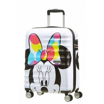 American Tourister куфар Wavebreaker Minnie Close - Up 55 см