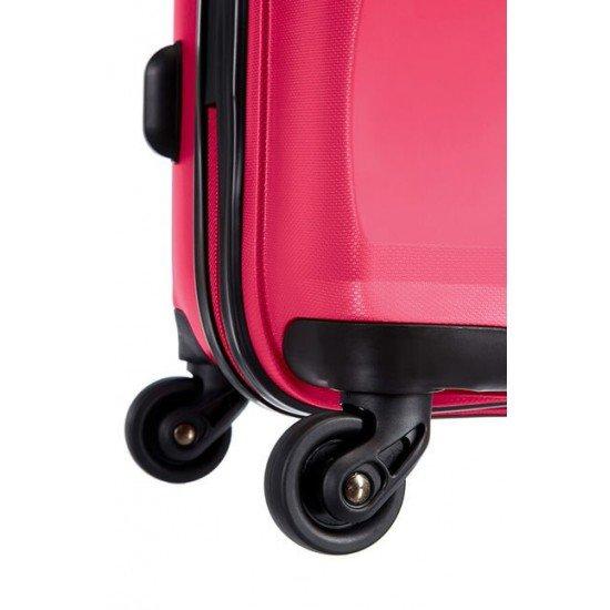 American Tourister куфар Bon Air 55 см - розов