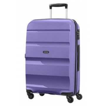 American Tourister куфар Bon Air 66 см - лилав