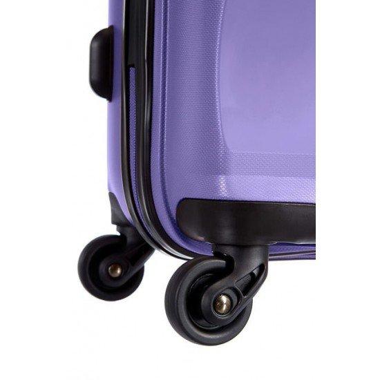 American Tourister куфар Bon Air 75 см - лилав