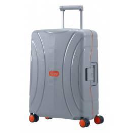 American Tourister куфар Lock'N'Roll 55 см - сив