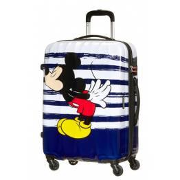 American Tourister куфар Disney Legends 65 см - Mickey Kiss
