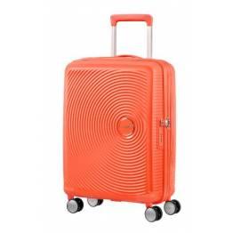 American Tourister куфар Soundbox 55 см - оранжев
