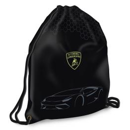 Ars Una Спортна торба голяма Lamborghini Ученически пособия